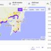 勝浦鳴海ロードレースを走ってみる(坂道は厳しかった・・・)