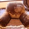 ニトリのクマの下半身のようなレストクッションが人気過ぎて売り切れ続出!【使ってみた感想まとめ】