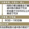 改憲議論「今年こそ」首相「あるべき姿提示」 - 東京新聞(2018年1月5日)