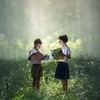 子どもは詩人のように言葉を使う