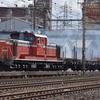 第760列車 「 進めDD51!京都工臨の発送を狙う 」