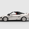 【レゴ自作動画】NSX のNA1を作る