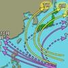 2017年台風日本直撃!?過去の進路予想を見てみると…