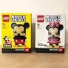 レゴ(LEGO) ブリックヘッズ ミッキーマウス&ミニーマウス レビュー