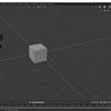 Blender 2.8でモデリングする その2(Blenderの初期設定)