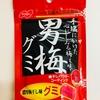【グミ紹介】男梅グミの評価と情報〜梅好きにオススメなグミです〜