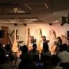 Harpクラス会&試奏会を開催致しました♪