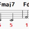 七夕様で学ぶリハーモナイズ【第二回】ルートとメロディの度数を把握しよう