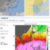 【台風13号の進路・台風の卵】台風13号『レンレン』は7日03時現在では黄海にあって、『強い』勢力を維持!気象庁の予想では9日03時には温帯低気圧に変わる見込み!日本の南東には台風15号・南には台風16号の卵も存在!
