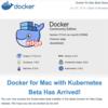 Docker for Mac にKubernetesがやって来た!(ちょっと追記)