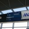【B737-800非常口座席】ANA579便 中部~石垣島 搭乗記