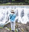 マイナーすぎて県民にも知られていない日本三大美堰堤、日本のナイアガラ『長篠堰堤余水吐(ながしのえんていよすいばき)』