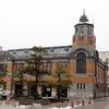 北九州へ。歴史的近代建築を巡る旅(2)旧大阪商船、門司郵船ビル、旧JR九州第一庁舎。 2008年2月13日