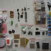 秋葉原で電子部品を買う。