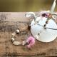 【UVレジンの作り方】ミンクファーとレジンパーツのネックレスの作り方