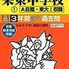 栄東中学校、11/23(木)開催の入試問題学習会は明日10/23(月)~予約開始だそうです!