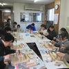 みんなで鰹節を削ろう!手づくりする鰹節削り器 in 名古屋市名駅