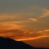 亀岡の夕焼け