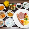 福井マンテンホテルの朝食
