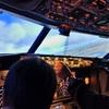 穴守稲荷でB737を飛ばしてきましたーLUXURY FLIGHTキッズコース