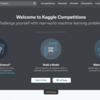 KaggleにJOINしました。