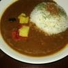 宮の森珈琲 ― 12種の野菜カレー ―