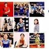 996伊藤・早田ペア,女子ダブルス3連覇(全日本卓球選手権)