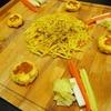 鮭とジャガ芋でガレット&焼きコロッケ+ポトフリメイクのミネストローネ