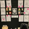 デザインフェスタに出展し、ヘナヘナ似顔絵描きまくってきました!!!(2017年11月11日)