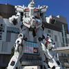 実物大ユニコーンガンダム立像にガンダムカフェ!ダイバーシティ東京プラザに行ってきました!【ガンダムベース東京前編】