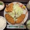 とんかつ竹亭田上店 メンチかつも美味しいよ!