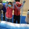 ちびっ子大好きスライム。バンドー神戸青少年科学館のスライム企画に行ってきた!
