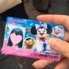 ディズニーシー年間パスポート