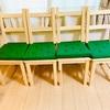 【コスパに優れたIKEAのIVAR(イーヴァル)で椅子を買い揃えてみたら、ダイニングの雰囲気がお洒落に仕上がった!】