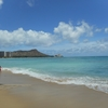 ハワイと言ったらワイキキビーチ!