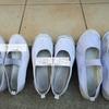 家事の時短!上靴を洗濯機で洗ったら、手洗いよりきれいになる?!