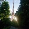 今週のごはんと東京タワーとか