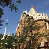 夏のグエル公園は朝の無料時間帯がおすすめ  @バルセロナ (7日目)