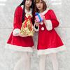 もぐらさん&ユウシ☆さん(けいおん!サンタ合わせ) 2012/12/2TFT