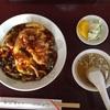 ランチの選択③週1で食べたい天津丼