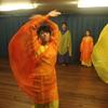 日々の練習から 東京賢治シュタイナー学校2016年度12年生オイリュトミー公演練習風景