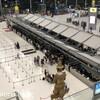 ジャカルタから向かうのは待ちに待ったロシア!!ですが、その前にバンコクで空港泊。