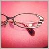 また新しい眼鏡
