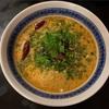 餃子荘 紅蜥蜴 担々麺