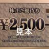 山喜(3598)の株主優待が改悪されてしまったので売りました。優待変更内容まとめ。
