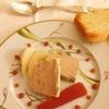 フォアグラに添えたのは、マルシェで買ったフルーツ羊羹[フォアグラの切り方&料理道具&食べ方]