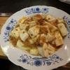 麻婆豆腐!