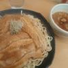 小川町【とろ肉つけ麺 魚とん】とろ肉つけ麺 ¥900