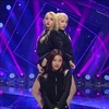 17.11.26 SBS人気歌謡(인기가요) @이달의소녀 今月の少女/オッドアイサークル(Loona/ODD EYE CIRCLE) - Sweet Crazy Love