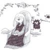 先週の占いの反省と、ペンタクルの女王は専業主婦の星という話